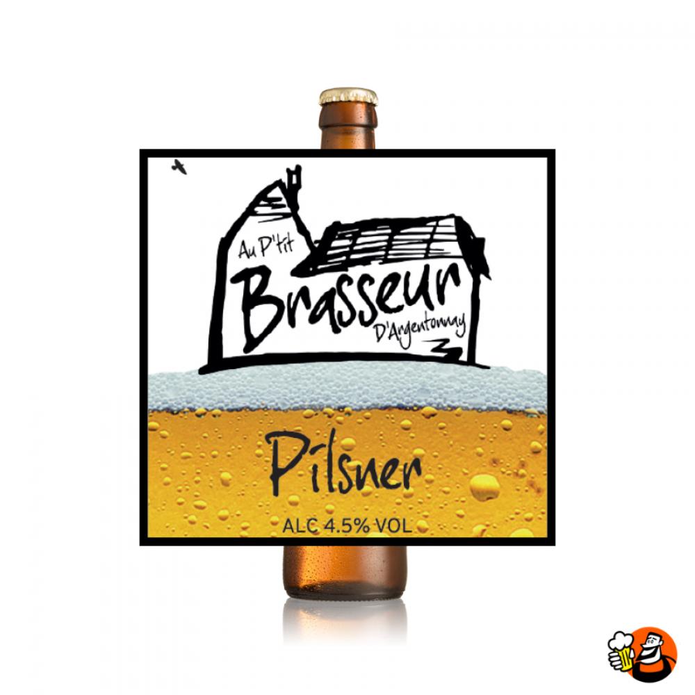 Pilsner 6x33cl