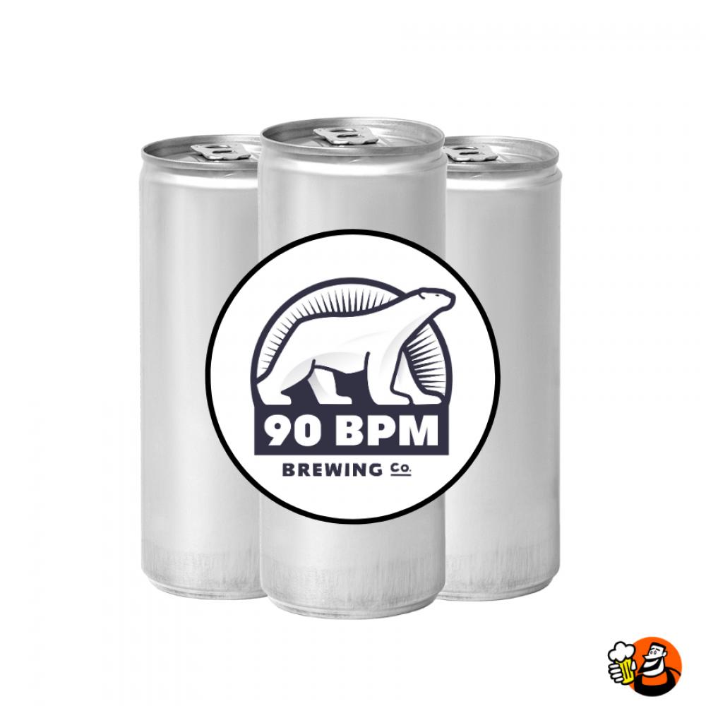 Coffret bières - Découverte 90BPM 6x33cl
