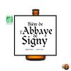 La bière de l'abbaye de Signy 6x33cl