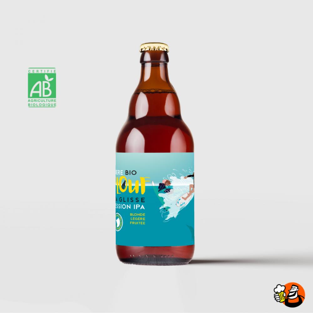 Bière Plouf - La glisse 6x33cl