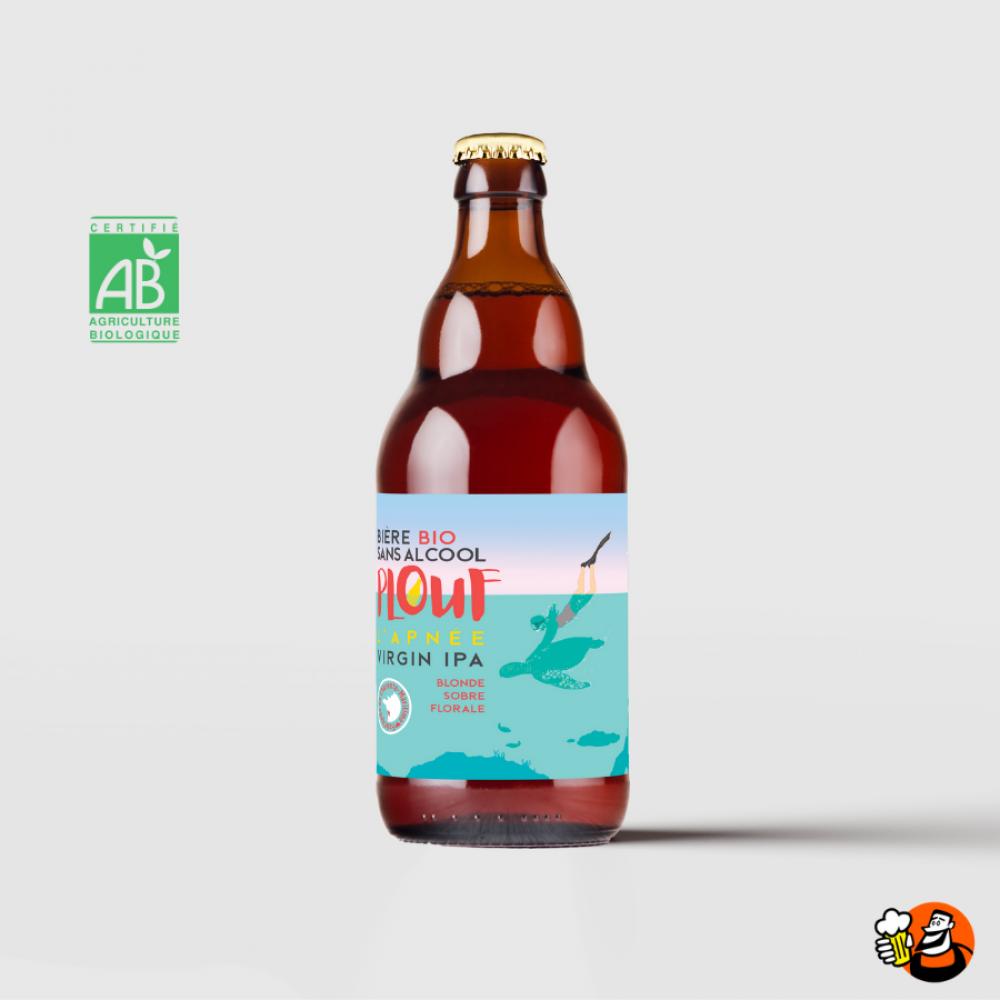 Bière Plouf - L'apnée 6x33cl