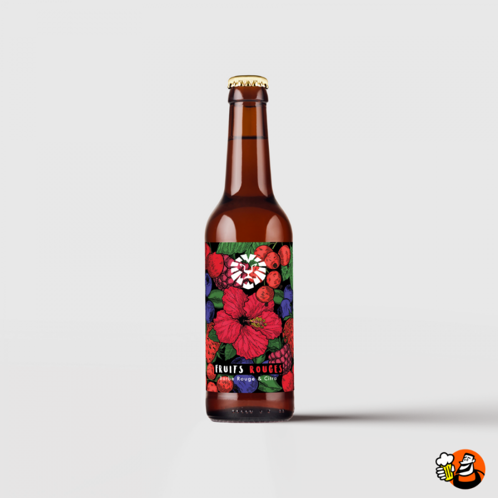 Fruits rouges : Barbe Rouge & Citra  6x33cl