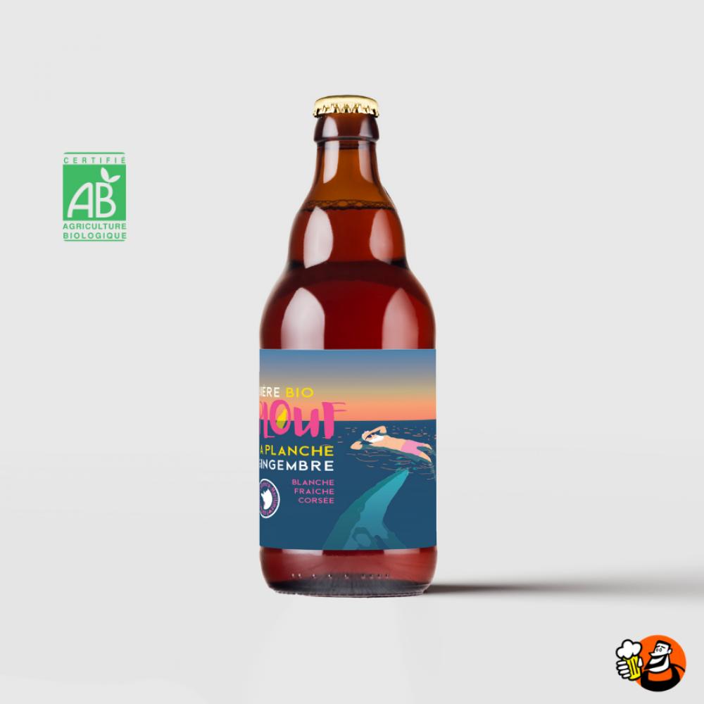 Bière Plouf - La planche 6x33cl