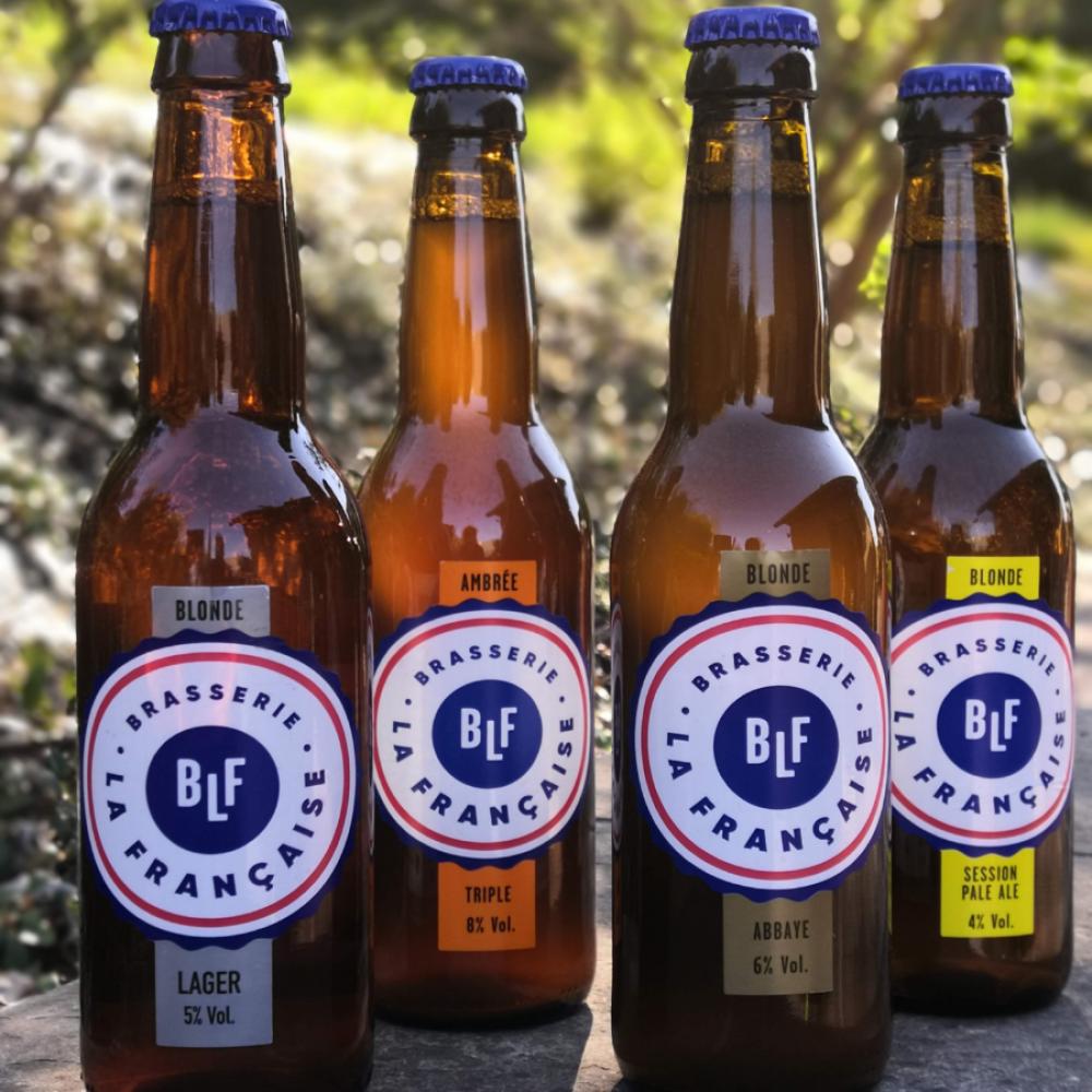 Coffret de bières - Découverte 12x33cl