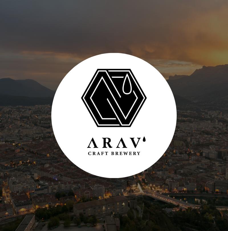 Arav' Craft Brewery logo