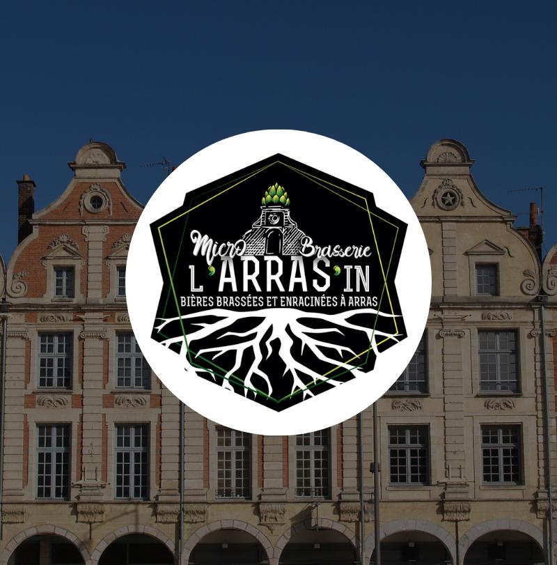 Brasserie L'Arras'In logo