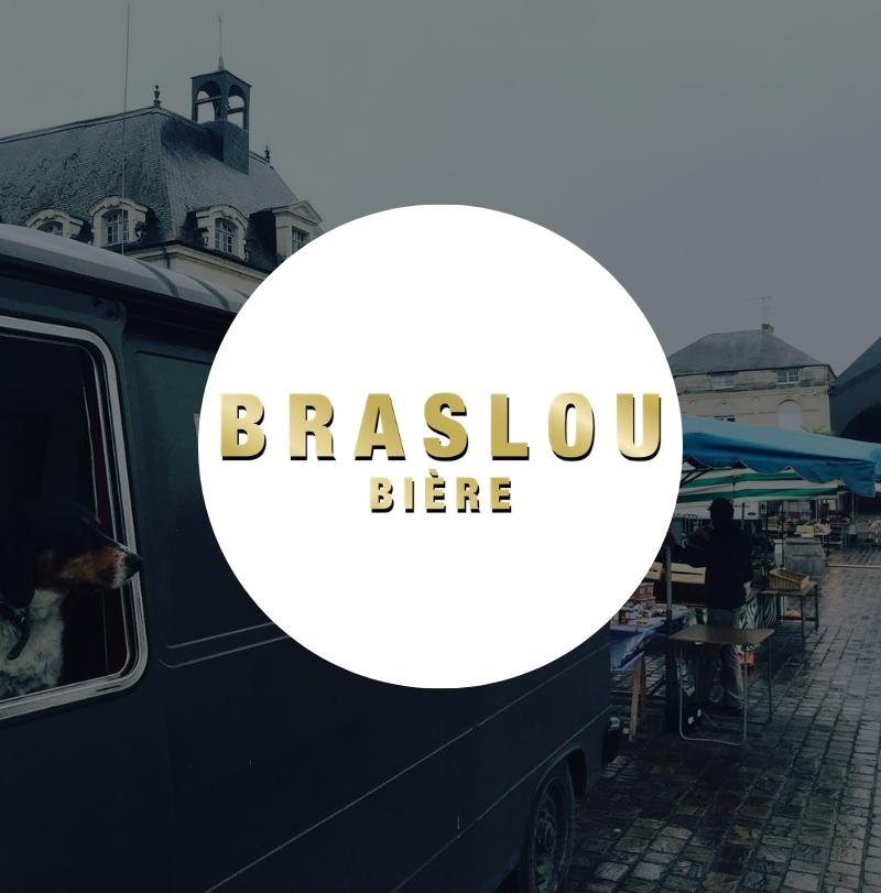 Braslou Bière logo