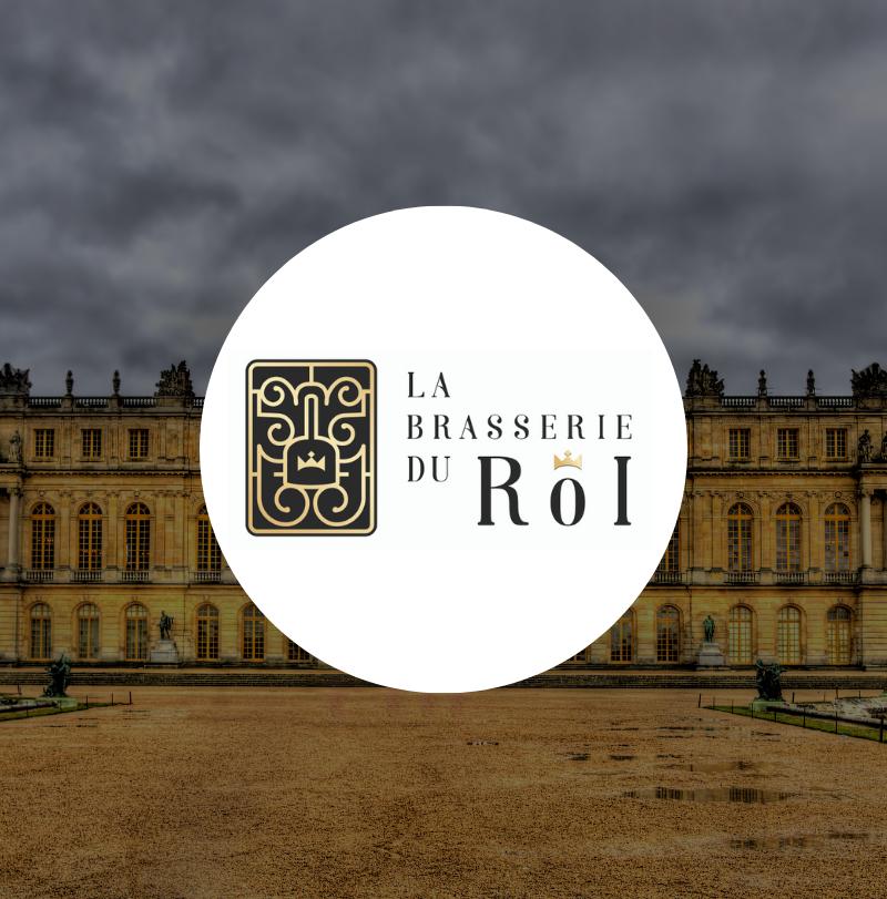 Brasserie du Roi logo