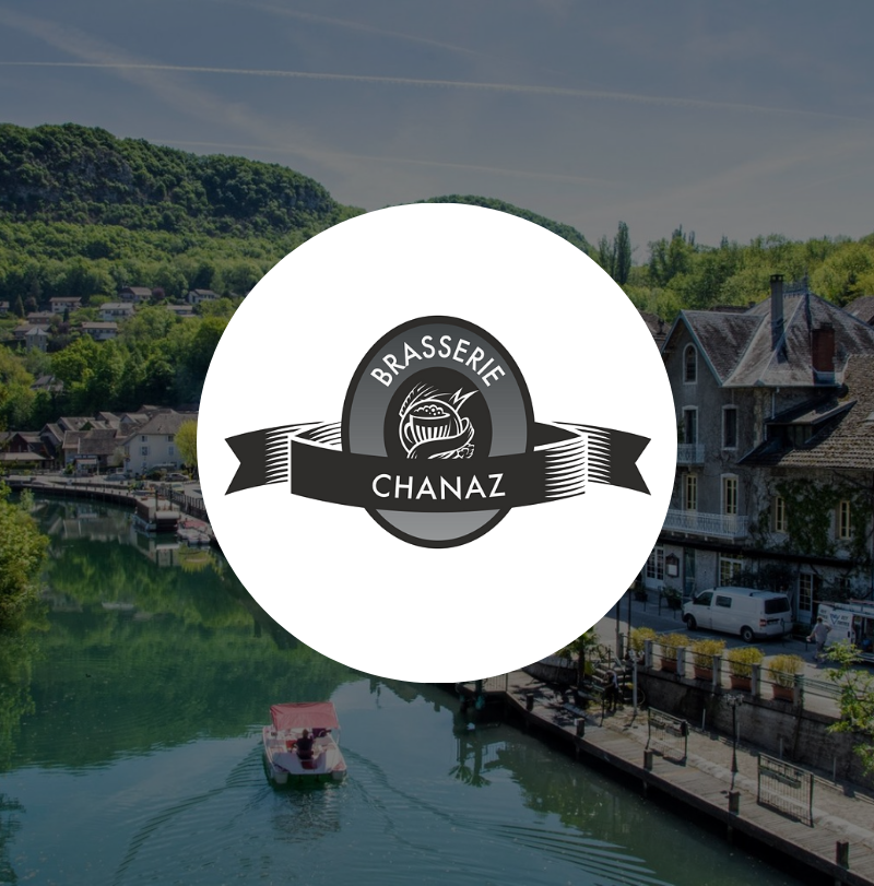 Brasserie de Chanaz logo