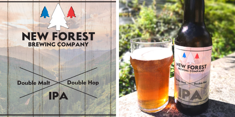 New Forest Brewing Company IPA