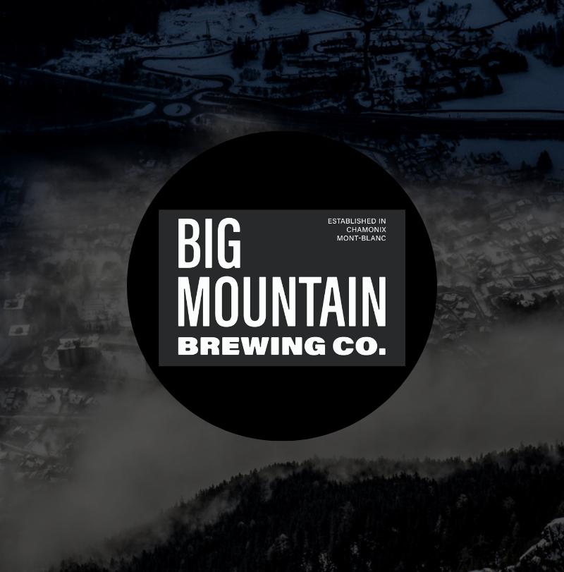 Big Mountain Brewing Company logo