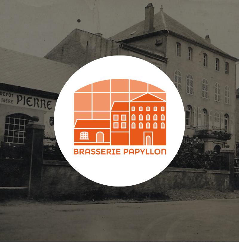 Brasserie Papyllon logo
