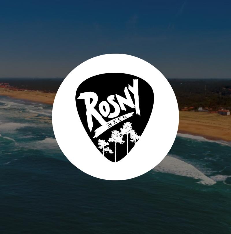 Rosny Beer logo