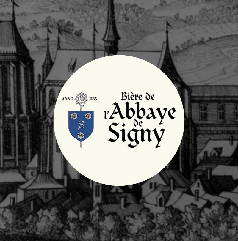 Bière de l'Abbaye de Signy logo