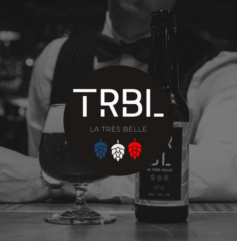Brasserie La TRBL logo