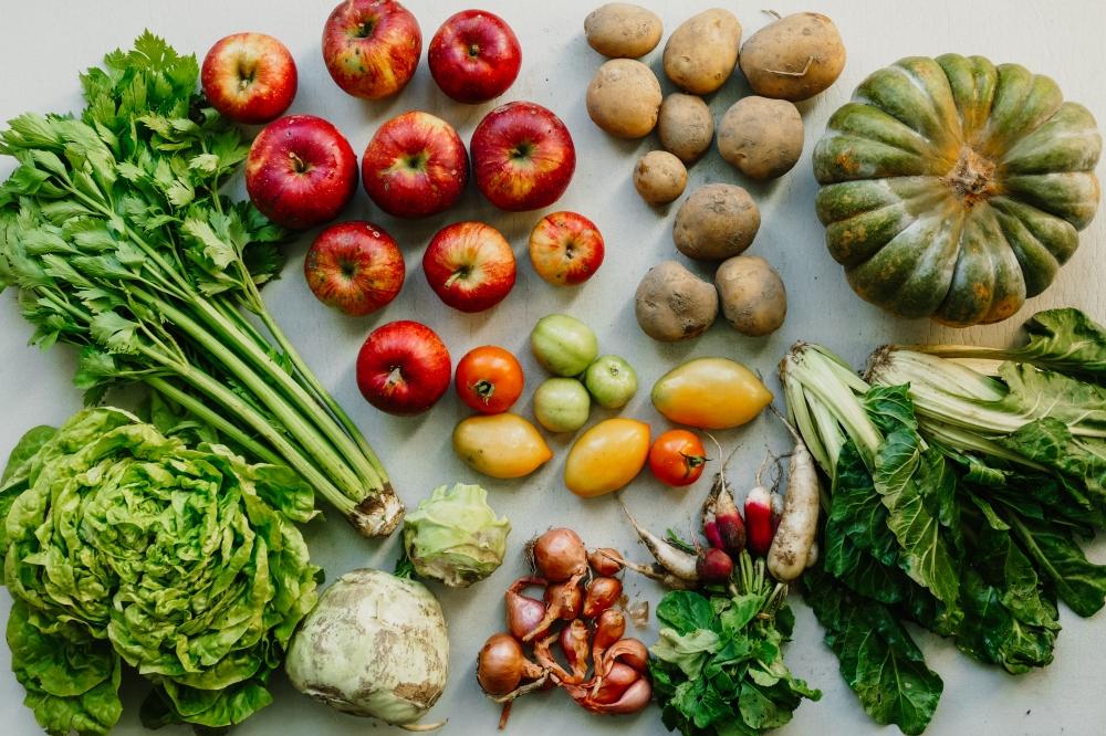 Biovegane Gemüsekisten