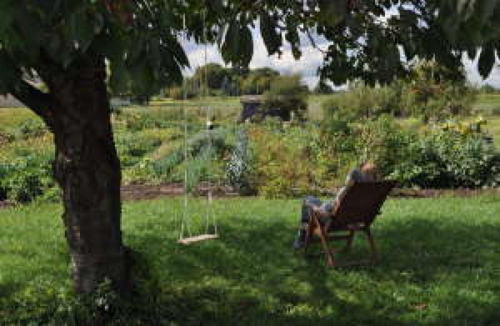 Freizeit-Farmer Mietgärten in Edingen-Neckarhausen