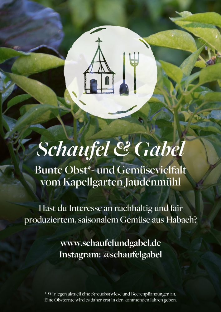 Schaufel & Gabel Ernteanteil