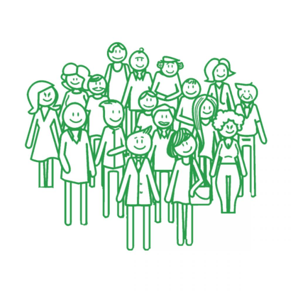 Mitmacher und Team Community