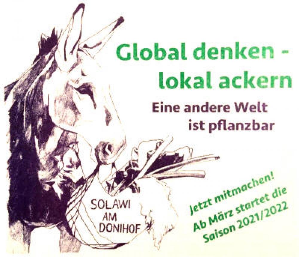 Anteile bei der Solawi am Donihof (Mammendorf/München)
