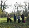Experimentiergärten im Waldgarten-Pilotprojekt bei Berlin