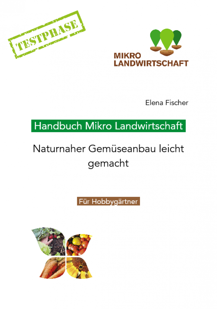 Handbuch Mikro Landwirtschaft - für Mitmacher (Testversion)