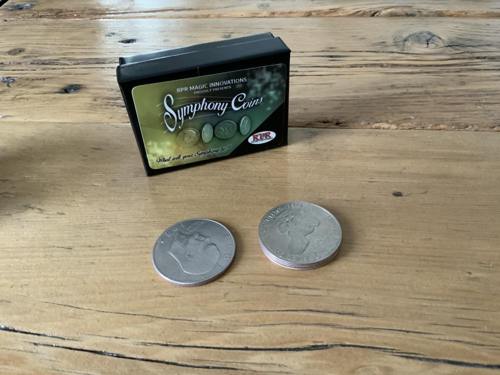 Symphony Coin US Einsenhower