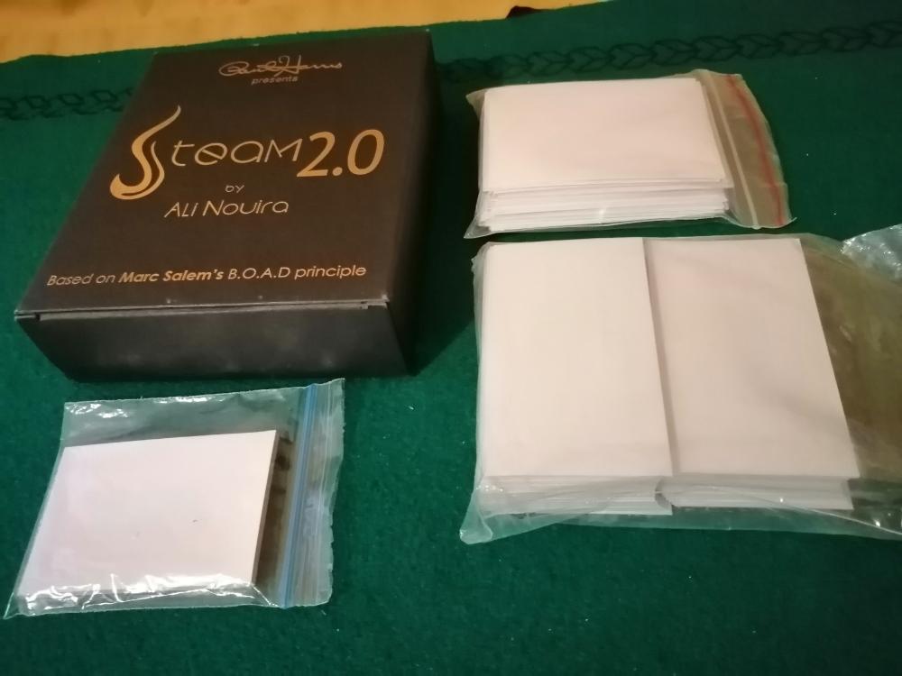 Steam 2.0 Ali Nouira