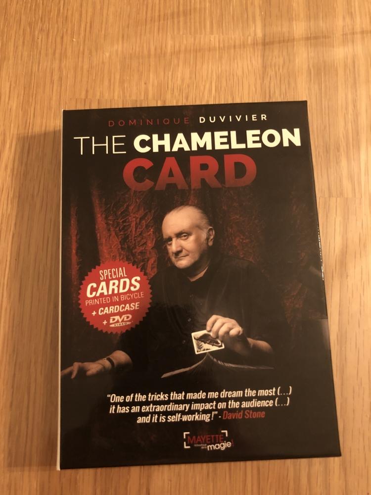 La carte caméléon