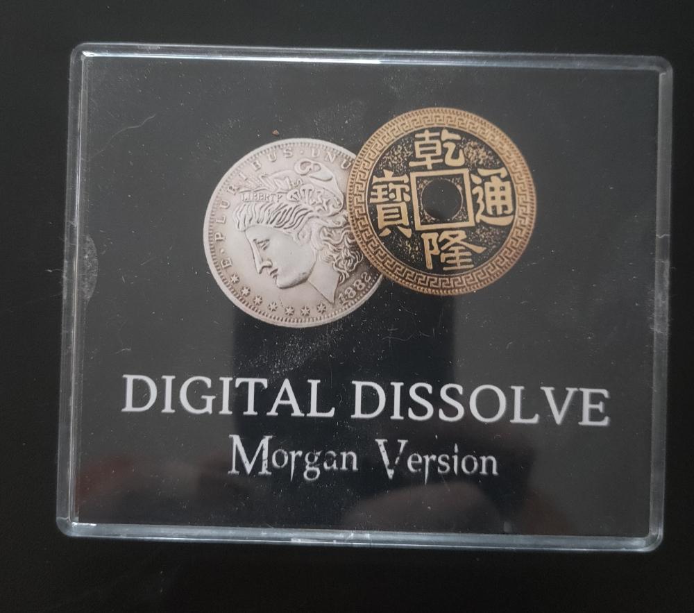 Digital dissolve