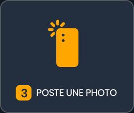 Poste une photo