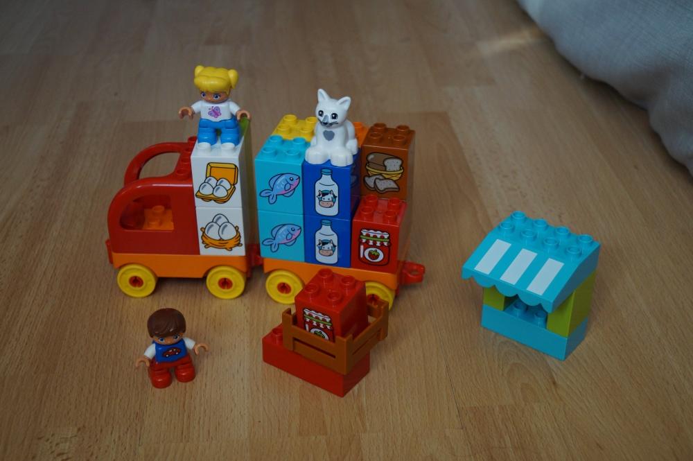 mon premier camion