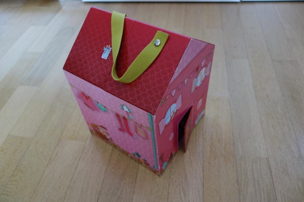 Maison de poupées transportable Lilliputiens
