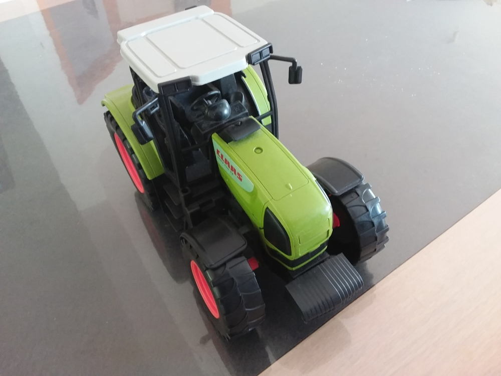 Tracteur dickie toys