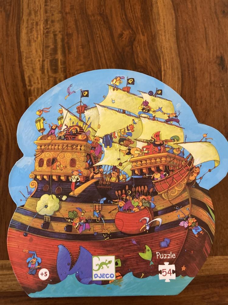 Puzzle pirate Djeco a vendre