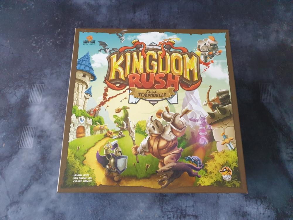 Kingdom rush le jeu de plateau