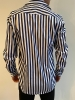 Navy Striped Shirt