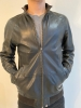 Pretty Green Leather Jacket