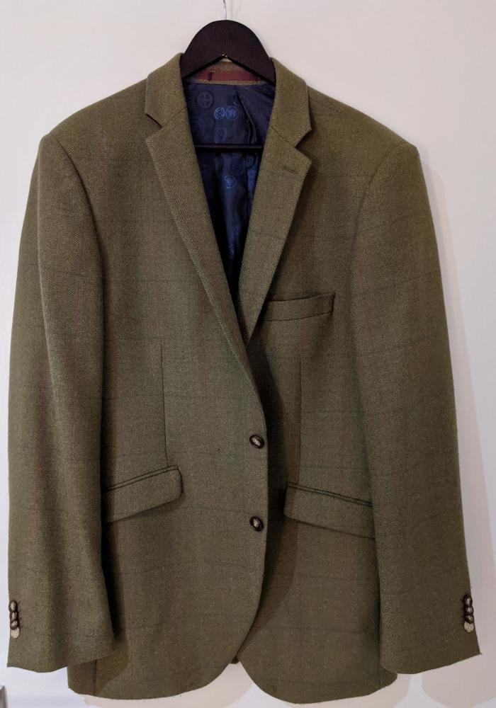 Brook Taverner Tweed Jacket