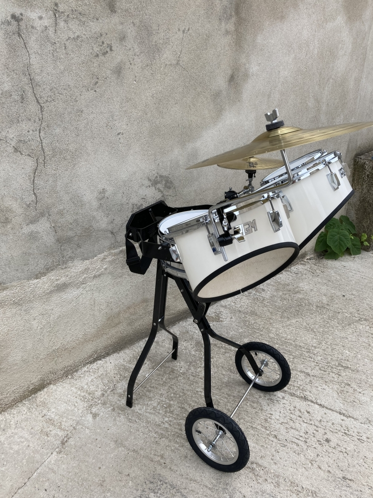 Chariot Batterie Percussion
