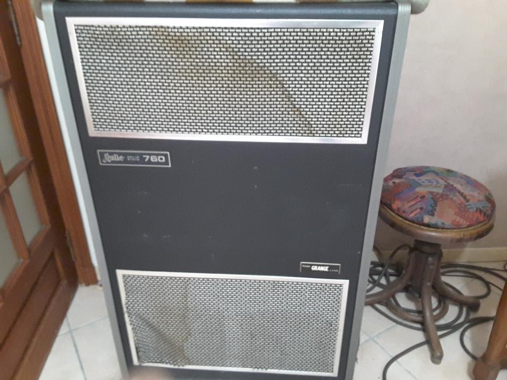 Orgue Hammond B3