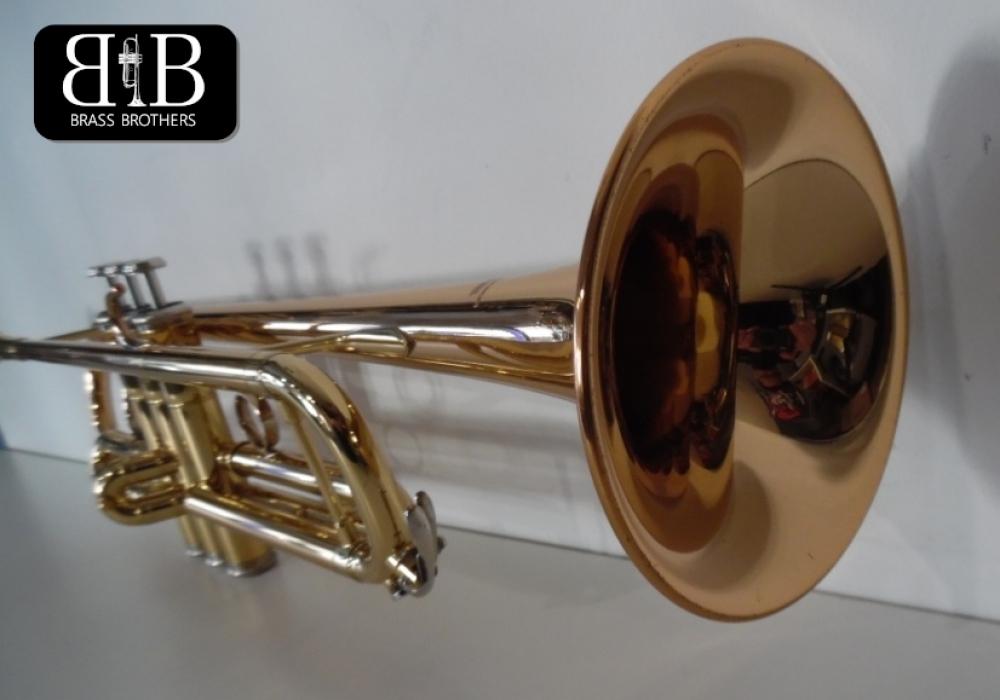 Trompette Yamaha 4335G - Révisée