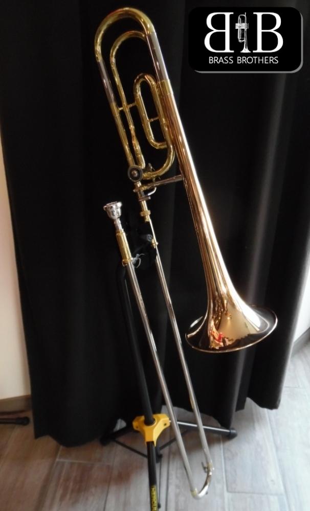 Trombone Yamaha 356R complet / révisé-nettoyé