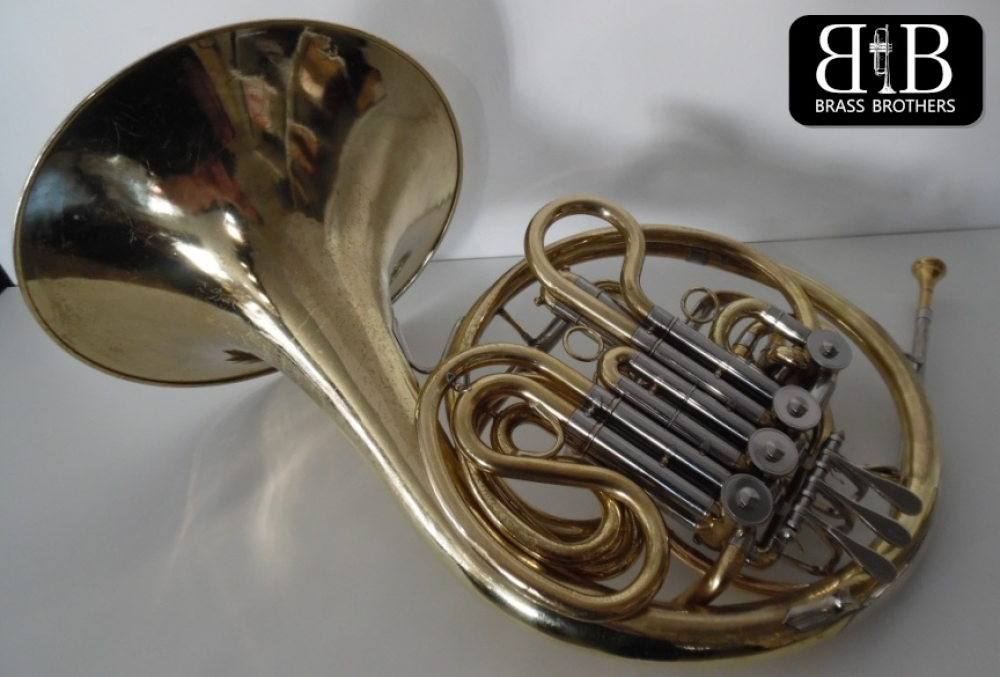 Cor d'harmonie double Yamaha YHR-662 Sib/Fa