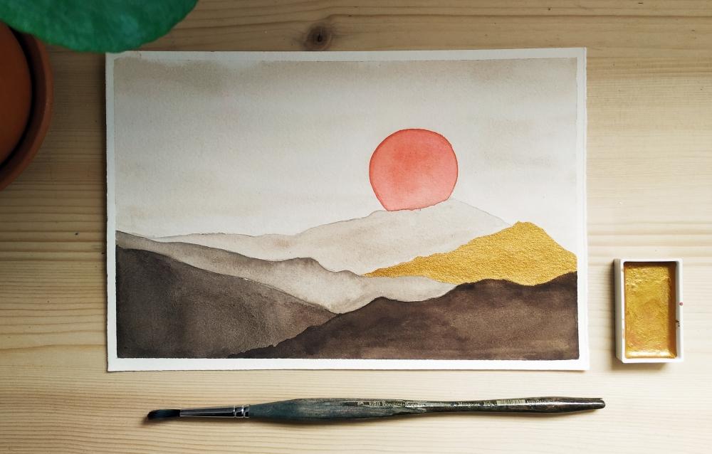 Montagnes I