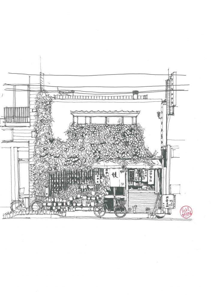 Tokyo Potted Garden #1