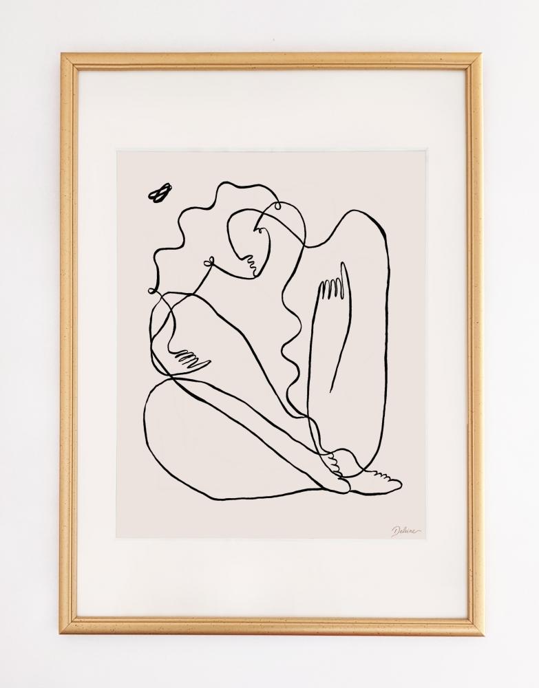 Figure d'Aphrodite