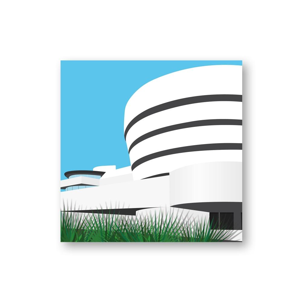 Musée Solomon R. Guggenheim, New York