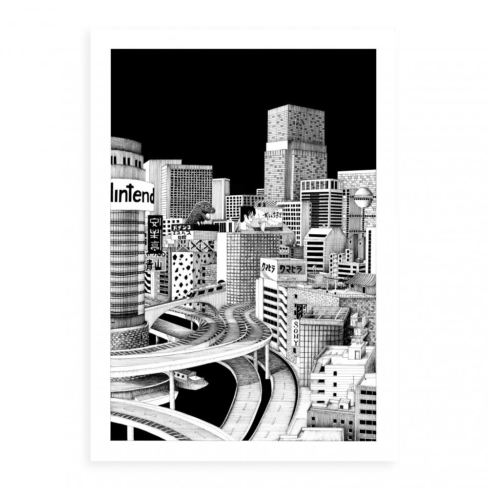 Tokyo jungle - Black version