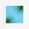 Mosaïque piscine Palm Springs